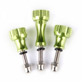 Ultra-Fit Accessories Stainless Steel Bolt Screw -Green