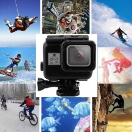 New GoPro Hero 5 Black King Kong Waterproof Case Case Shell Black