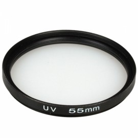 55mm UV Ultra-Violet Filter Lens Protector
