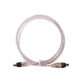 4 Pin to 4-pin IEEE 1394 DV FireWire Cable for PC MAC