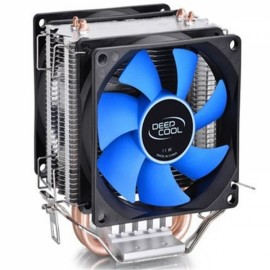 Deepcool 80X80X25mm Double Fan CPU Heat Sink Cooling Fan for LGA1156/775/1150/1155/1151