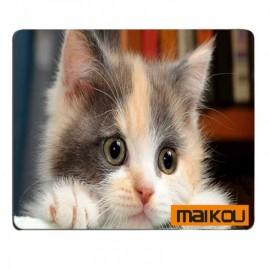 Cute Cat Mouse Pad PC Computer Slim Gaming Mousepad Mat