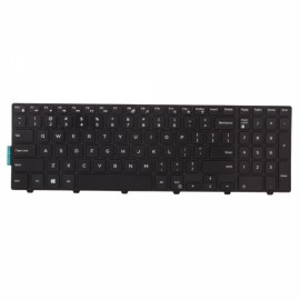 Compact Plastic Keyboard for DELL Inspiron 15 3000 5000 17-5000 5547 3542 Black