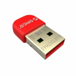 ORICO BTA-403 Mini USB Bluetooth V4.0 Adapter Dongle Red