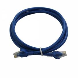 6 FT Cat5 RJ45 Ethernet Network Cable Blue