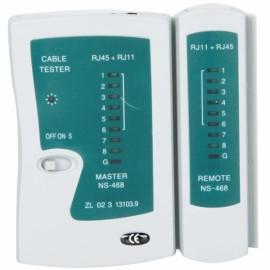 RJ45 RJ11 Network USB LAN Cable Tester