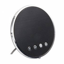 Adasem JY-26A Smart Wireless Bluetooth Speaker with Dazzling Color Black