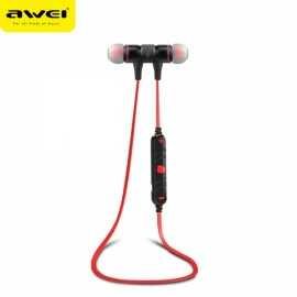 A920BL High-Fidelity Wireless Smart Sports Stereo Earphone Red