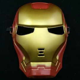 Nonluminescence Iron Man Mask mask for Halloween Party