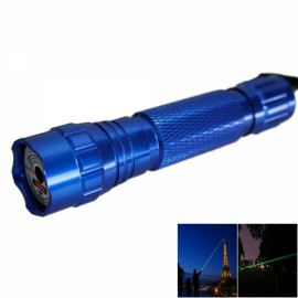 4mW 532nm Green Beam Light Single-point Laser Pointer Pen Blue