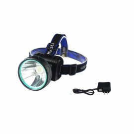 ShineFire TD8 10W 2 Modes LED Headlight Rechargeable Long Shots White Light