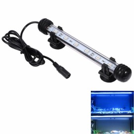 18cm RGB Aquarium Fish Tank Acrylic Clip Lamp Decor with LED Light US Plug
