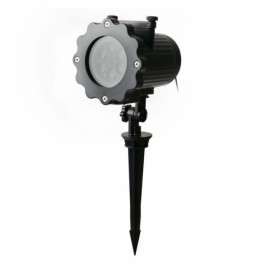 16 Slides LED Landscape Projector Light Dynamic Projection Lamp - AU Plug
