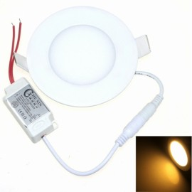 CXHEXIN MB6W-Y 6W 540lm 3000K Warm White Light 12-SMD5630 LED Ceiling Lamp (85-265V)