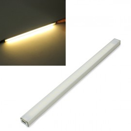 33cm 5W Dimmable 38-LED SMD2835 3000K Warm White Light Micro USB LED Strip Light
