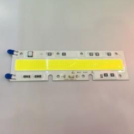 100W DIY COB LED High Voltage Drive Free Chip Bulb Bead for Flood Light AC110V White