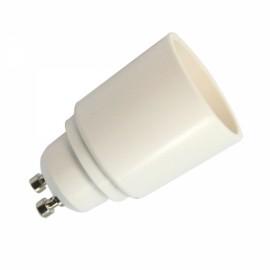 GU10 to E27 Light Lamp Bulb Adapter Converter