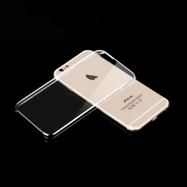 Ultra-thin Slim HD Clear Hard PC Protective Case for iPhone 6/6S Transparent