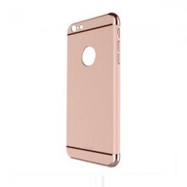 Joyroom Ultrathin Back Cover & Bumper Frame for iPhone 6 Plus/6S Plus Rose Golden