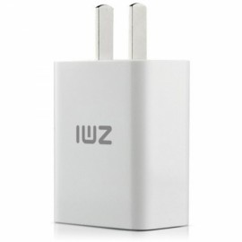ZMI 2A Quick Charging Charger Adapter for iPhone Android Cellphone Tablet White