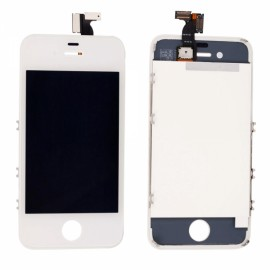 Cost-effective GSM Version LCD Touch Screen Assembly for iPhone 4 White