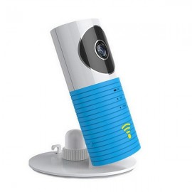 DOG-1W IR Night Vision 720P Wireless WiFi Security Audio Video IP Camera Monitor Blue