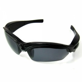 5.0MP CMOS 720P HD Sports Hidden Camera Sunglasses Black