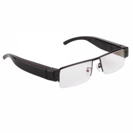 V13 1080P HD Half-frame Hidden Camera Eyewear Video Recorder