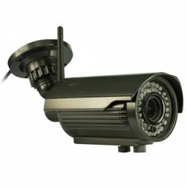IPCC-B24L 2.8-12mm 1080P 2.0MP P2P H.264 ONVIF 2.2 Infrared Wireless Outdoor Waterrpoof IP Camera Black