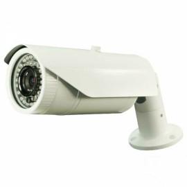 IPCC-B12 2.8-12mm 720P HD P2P H.264 ONVIF Infrared Waterproof Outdoor IP Camera White