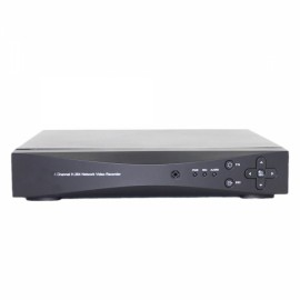 AY9604 4-Channel H.264 HD 720P Network Security Digital Video Recorder for CCTV System