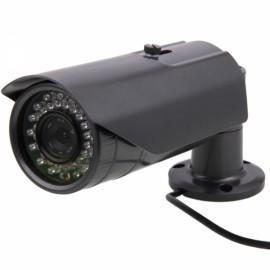 HD 960P 36-IR LED Outdoor Array Long Shape Nertwork IP Camera Korea Gray