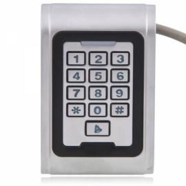 S100EM Waterproof Type Metal Keypad Door Access Control Silver