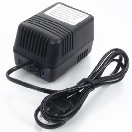 CDKZQ220-1L-90AAC 110-220V Plastic Remote Control Switch Black