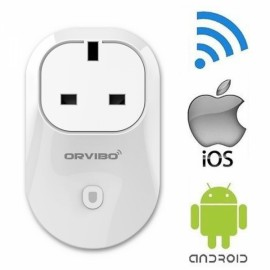 ORVIBO WiWo-S20 Wi-Fi Smart Home Remote Control Timing Socket (UK Plug)