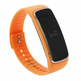 D3 Stylish Bluetooth Partner Smart Bracelet Orange