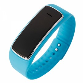 D3 Stylish Bluetooth Partner Smart Bracelet Blue
