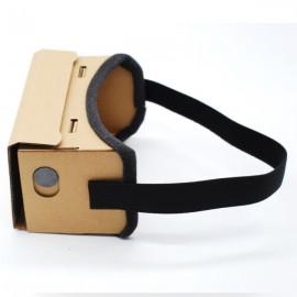 DIY Cardboard 3D VR Glasses for 3.5-5.5 Inch Phones
