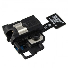 Replacement Earphone Flex Cable for Samsung Galaxy S4 i9500 Black