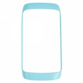 Plastic Faceplate Cover for Blackberry 9860 9850 Light Blue