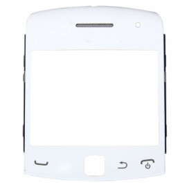 Replacement LCD Glass Lens with Frame for BlackBerry 9360 White