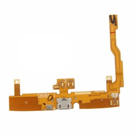 Transmitter Microphone Charging Port Flex Cable for LG G Pro Lite D680 D682TR