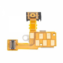Starting Up Flex Cable for Xperia Go ST27i ST27 Yellow