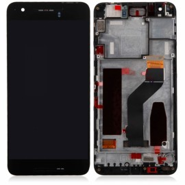 LCD Screen and Touch Screen Assembly with Frame for Huawei Nexus 6P Black