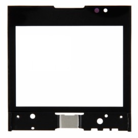 Replacement LCD Glass Lens with Frame for BlackBerry 9360 Black