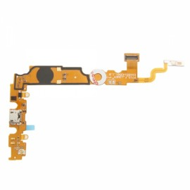 Transmitter Microphone Charging Port Flex Cable for LG P715
