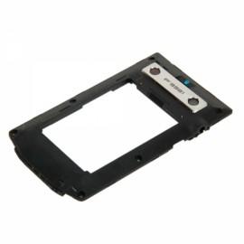 Original Mobile Phone Middle Board for Blackberry 9981 Black