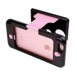 """3D VR CASE 2nd Virtual Reality Glasses for 5.5"""" iPhone 6 Plus / 6S Plus Rose Golden"""