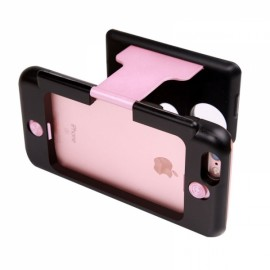 """3D VR CASE 2nd Virtual Reality Glasses for 4.7"""" iPhone 6 / 6S Rose Golden"""