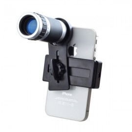 8X Telescope Zoom Telephoto Camera Lens for iPhone & Android Smartphone